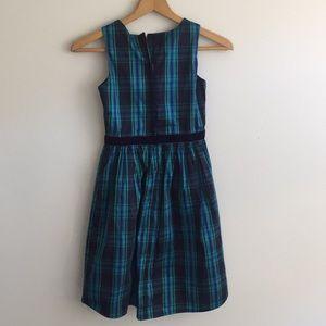 Nautica Dresses - Nautica Girls Plaid Dress